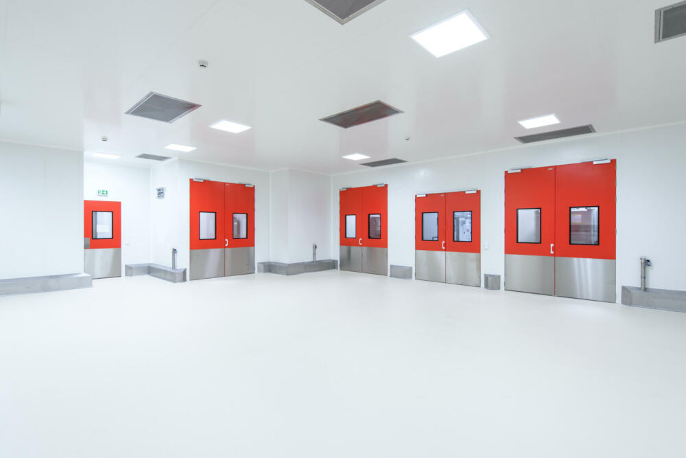 Fire resistant ceiling