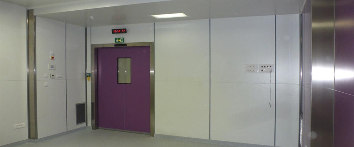 Santé – réalisation Dagard en clinique à Bordeaux