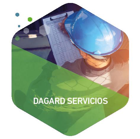 Dagard, fabricante de cámaras frigoríficas, que proporciona un servicio adicional