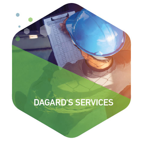 Dagard, a cold room manufacturer also offering services