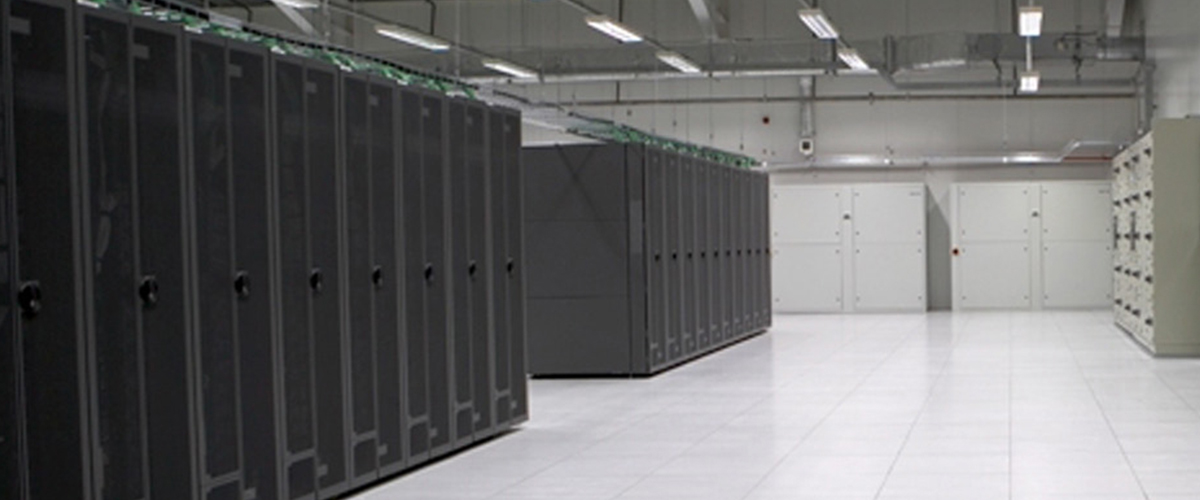 Smart industries - data center