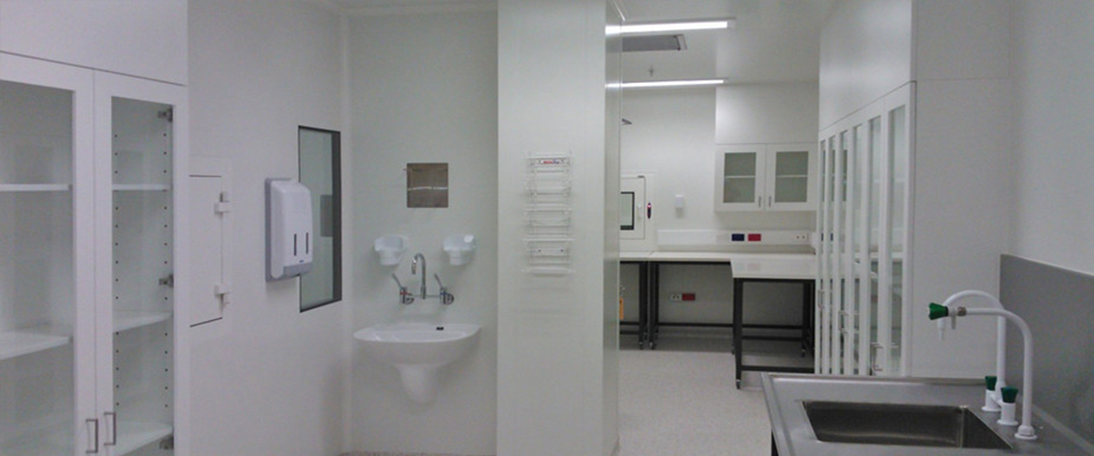 Biosafety laboratory in Australia
