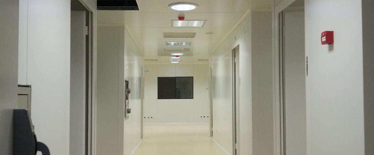 Santé pour laboratoires d'analyses – réalisation Dagard