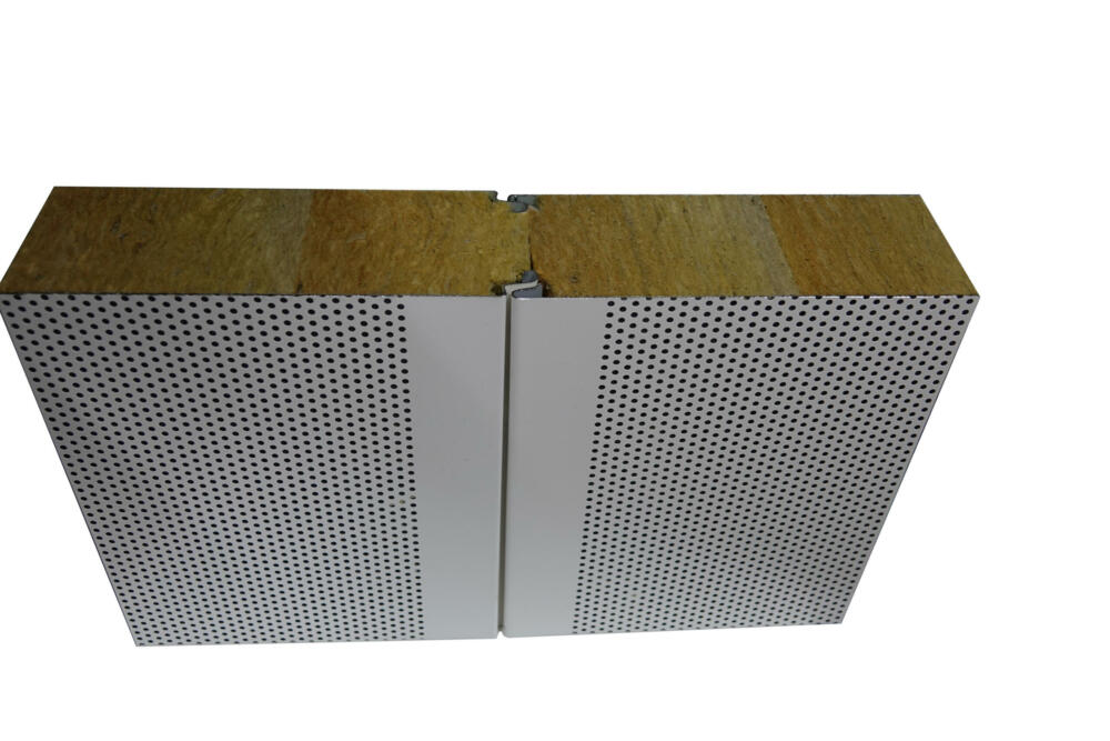 Acoustic panel for isothermal enclosure
