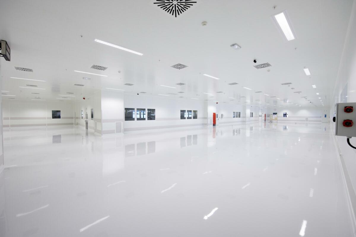 cleanroom manufacturer expert of the health sector