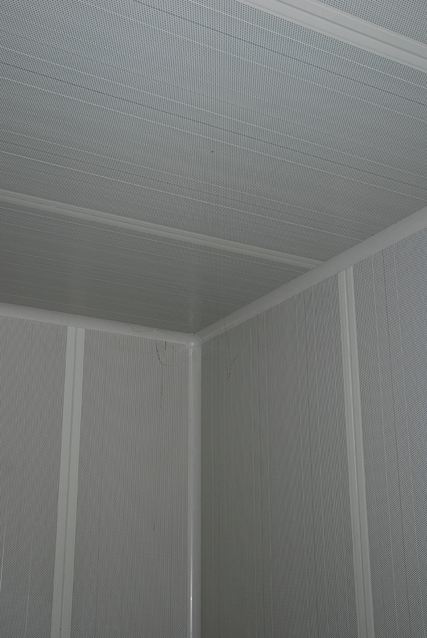 Focus sound insulation in clean rooms