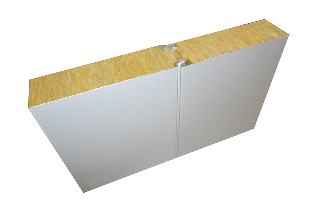 View of an isothermal panel LA in PIR