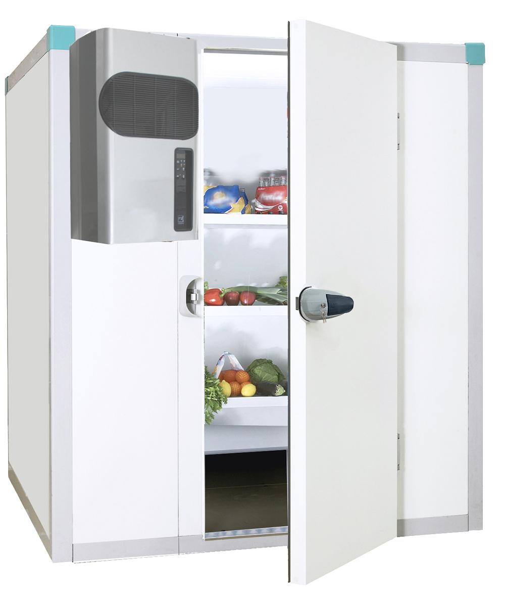 Easy block refrigeration cell