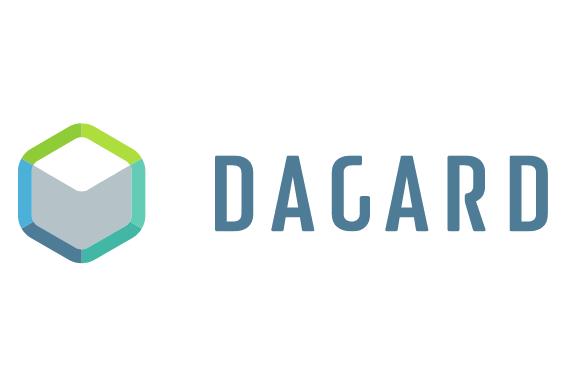 Logotipo de Dagard