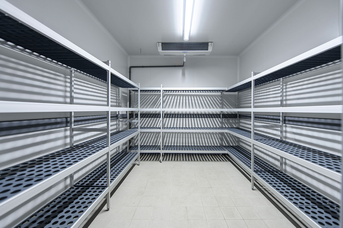 cámara frigorífica Europa