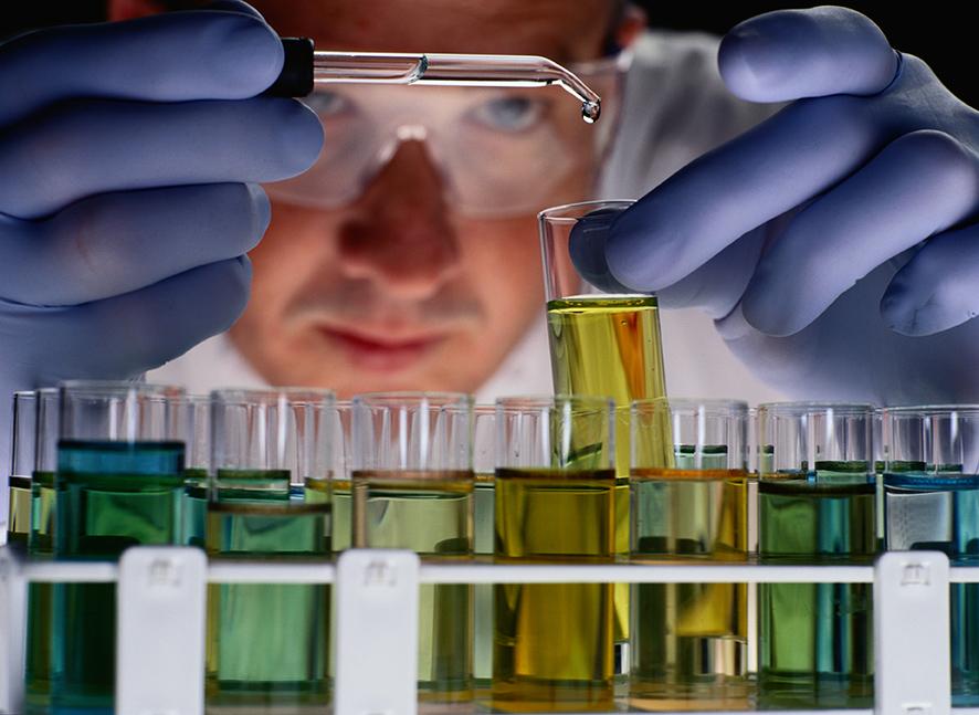 Trabajo en un laboratorio clasificado