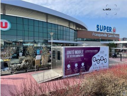 Un premier UMD'Labs mis en œuvre dans un supermarché