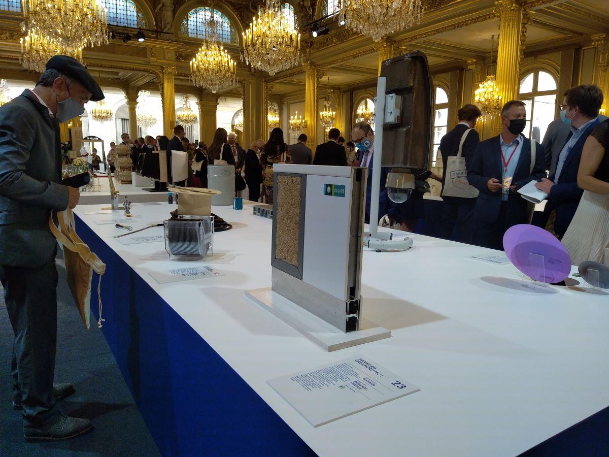Dagard à la grande exposition du fabriqué en France